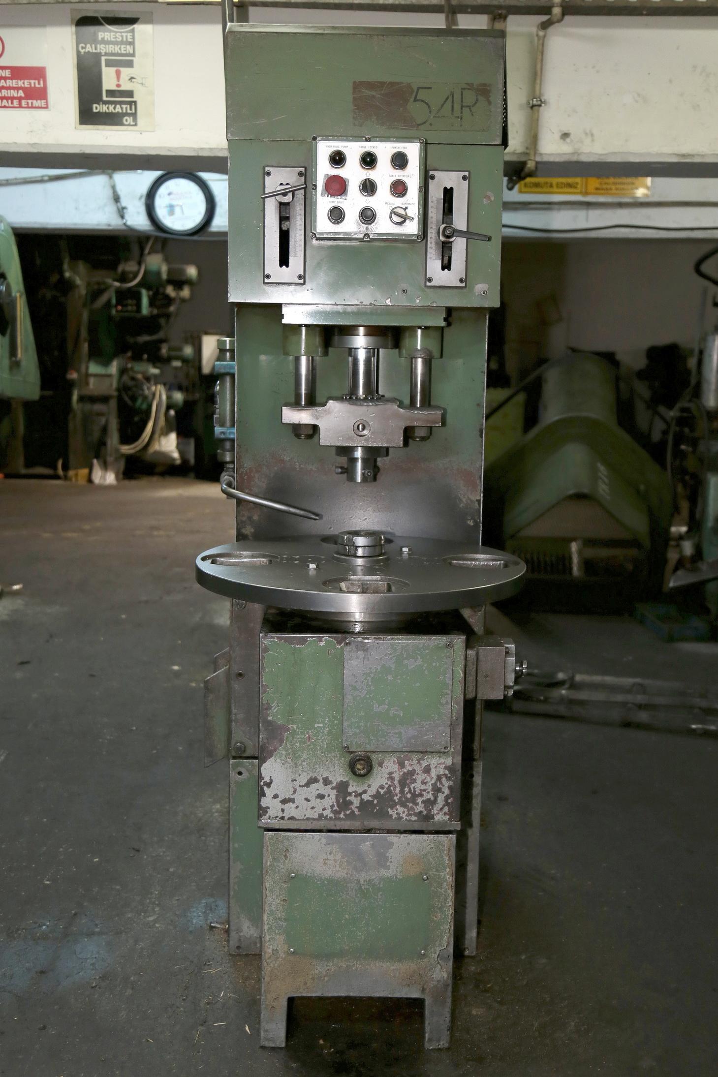 Porta PS 25 Ton - Trimming Press - Dimas